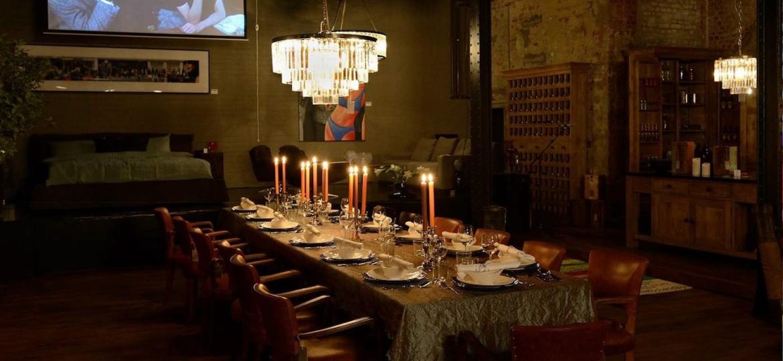 Die event locations der kochfabrik kochfabriks wohnzimmer in ottensen kochfabrik catering hamburg - Wohnzimmer koch ...